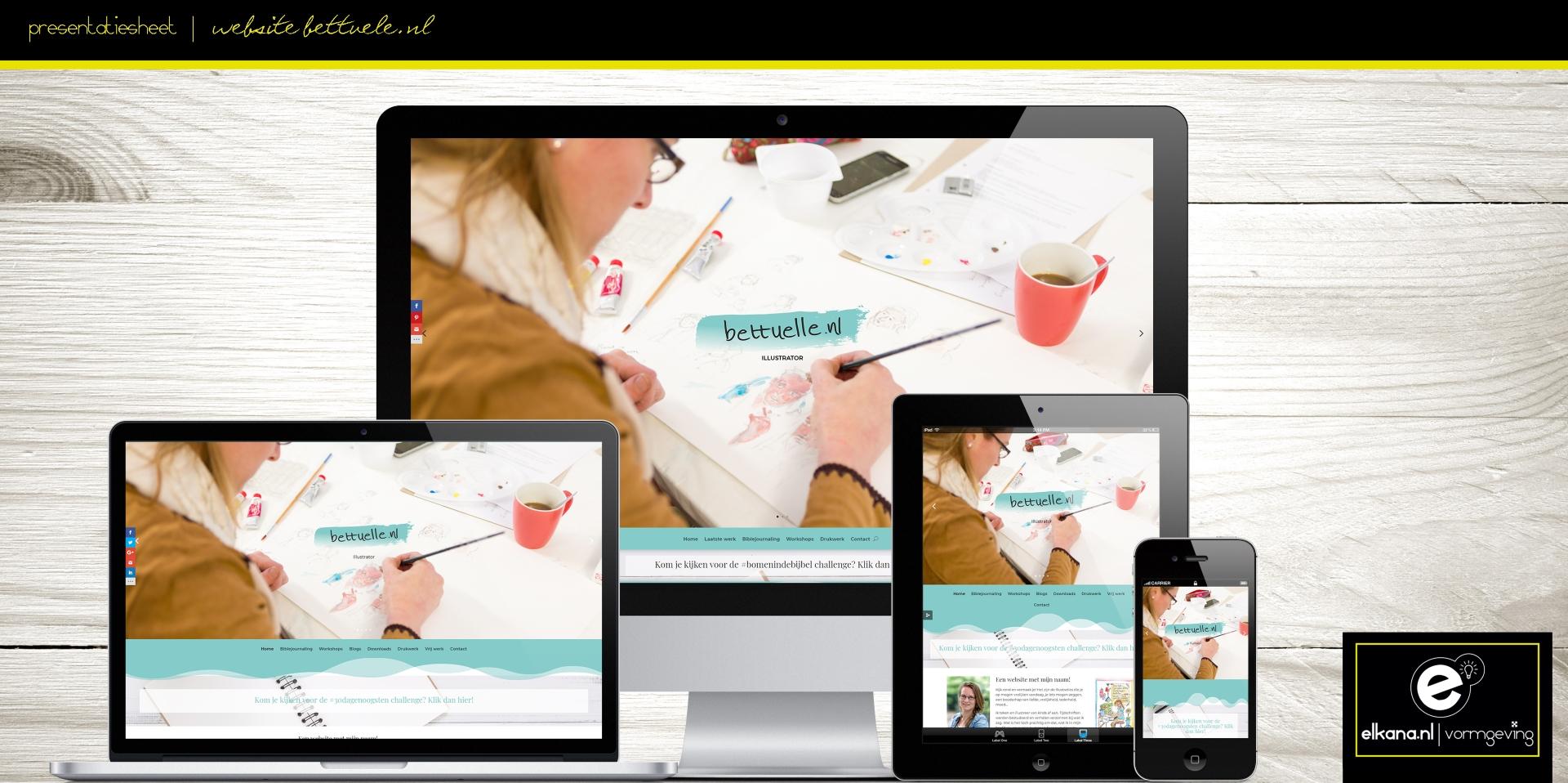 Website Bettuelle – V2