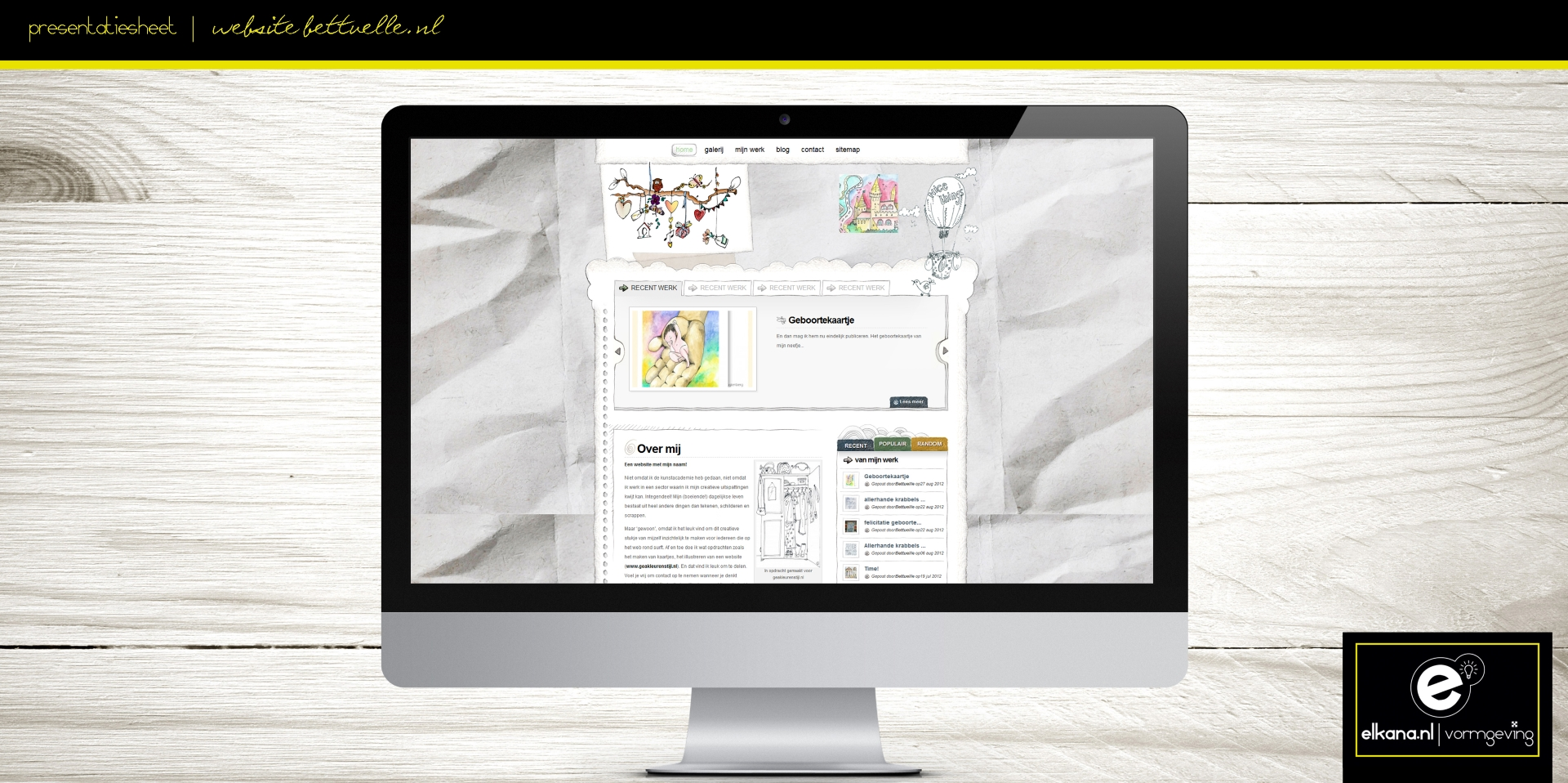 Website Bettuelle