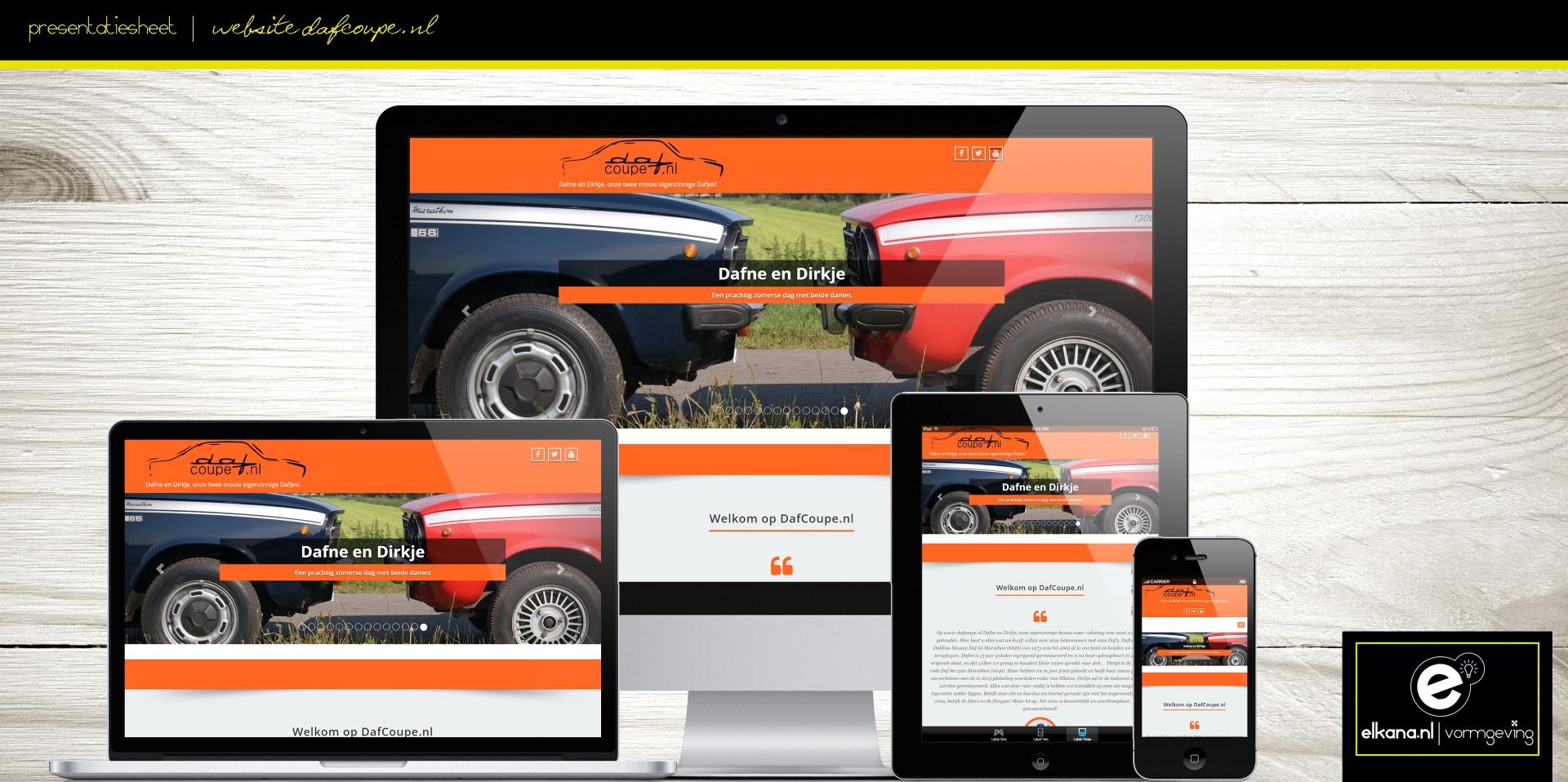 Website Dafcoupe – V2