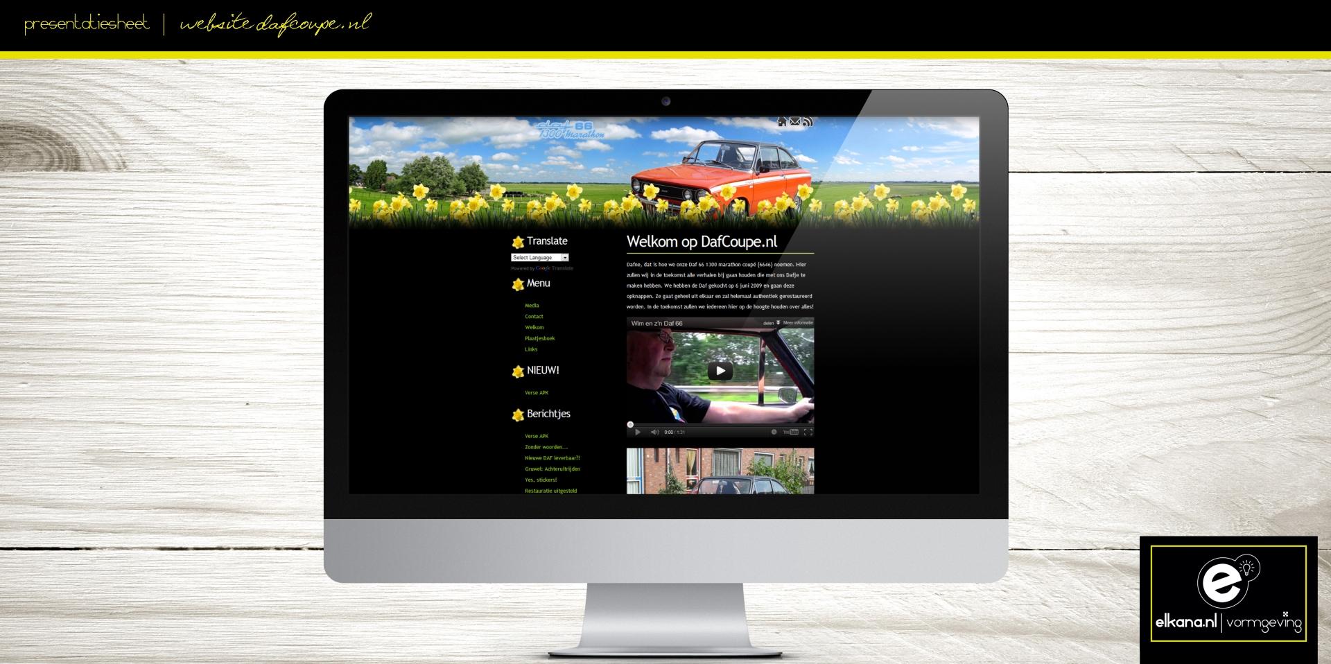 Website Dafcoupe