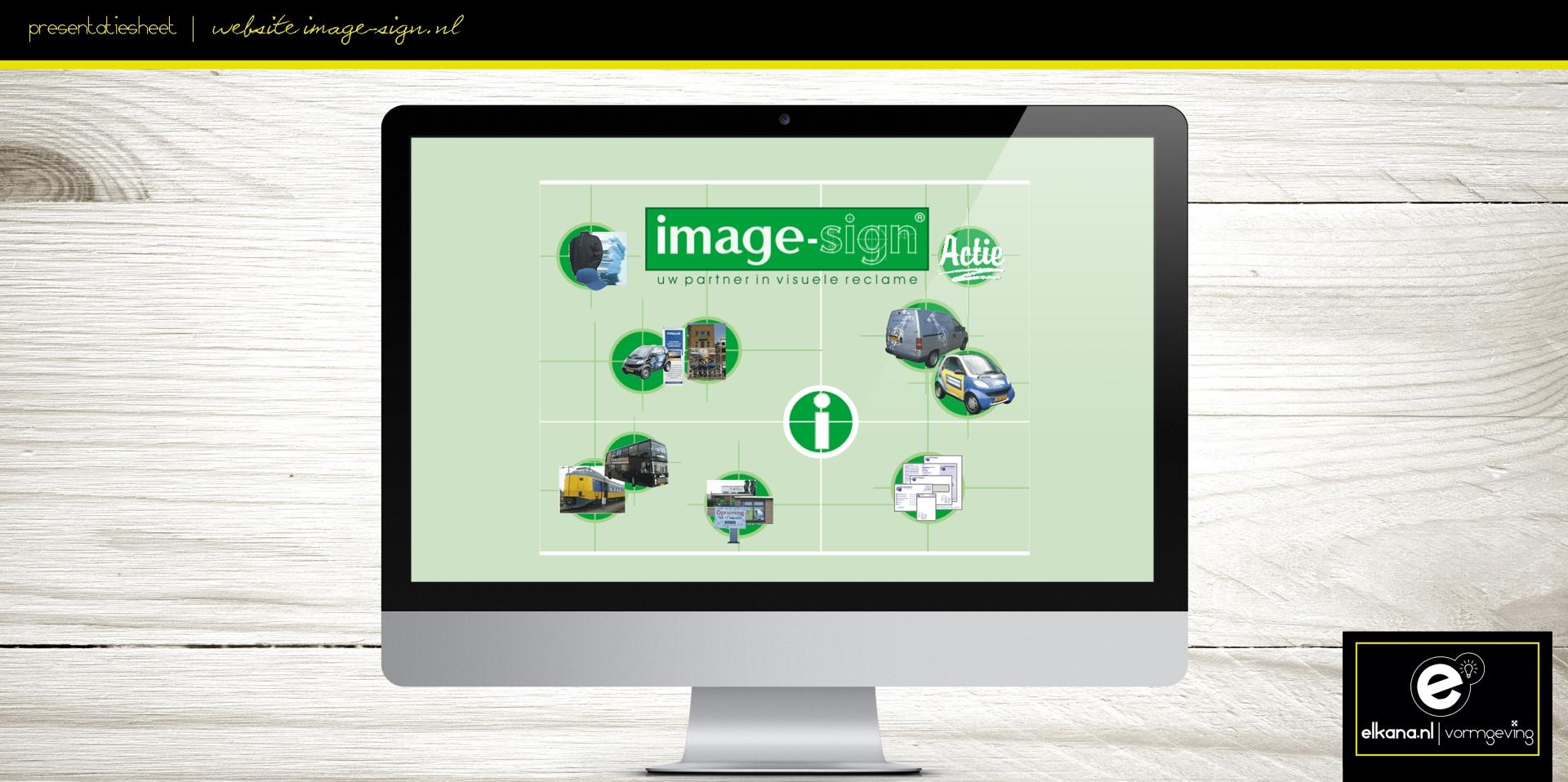Website Image-Sign