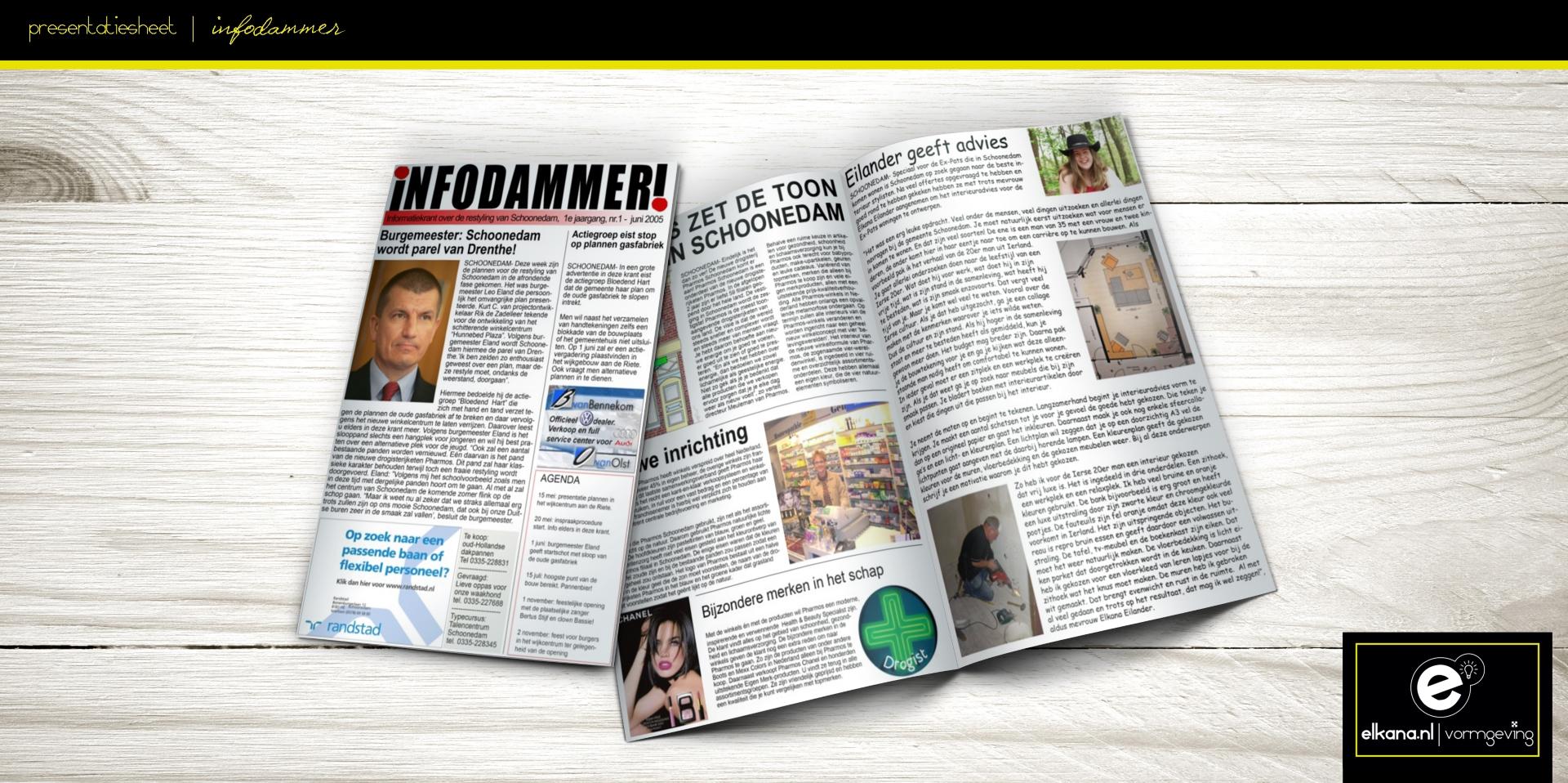 Nieuwsblad Infodammer