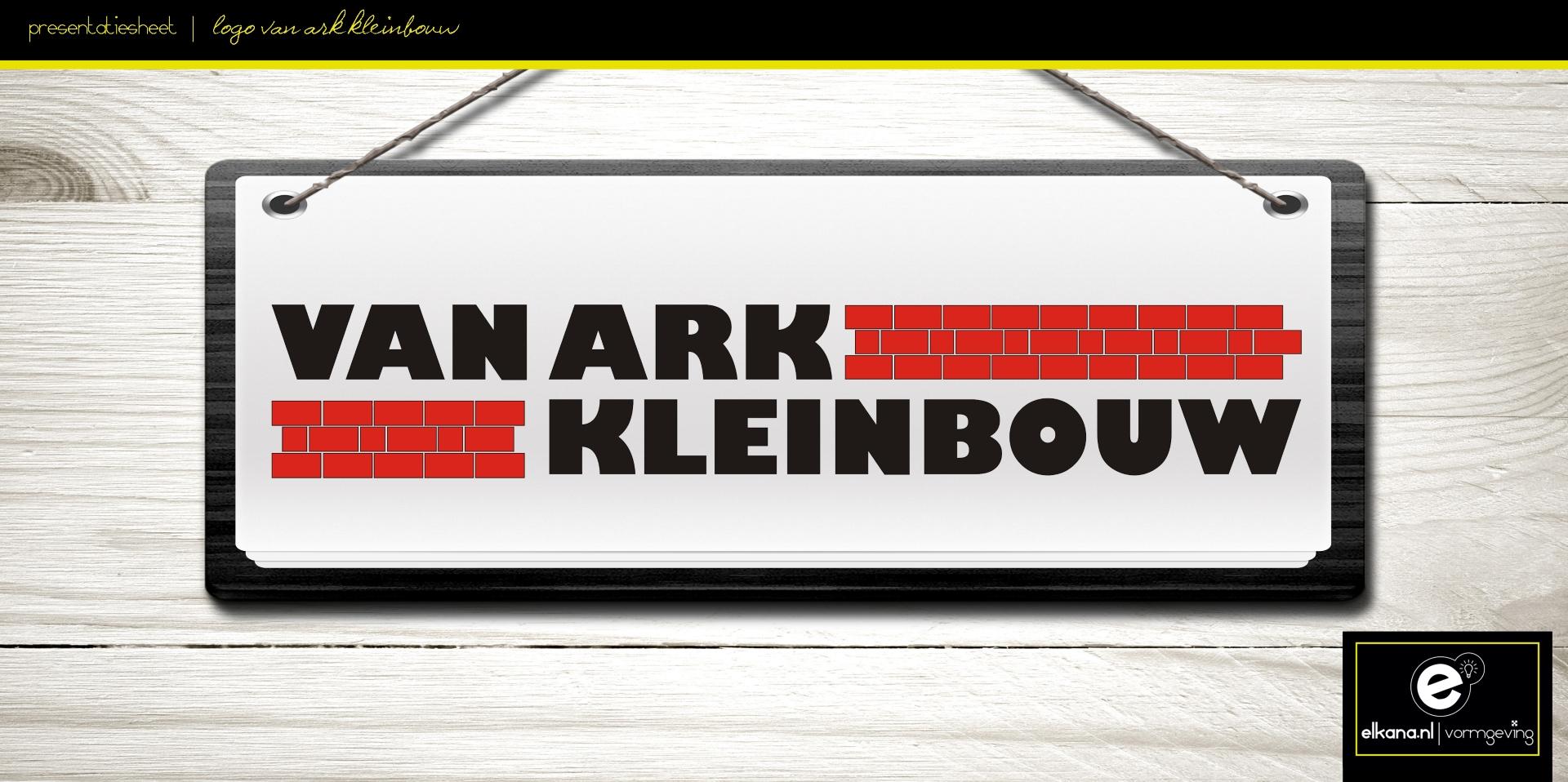 Logo van Ark Kleinbouw