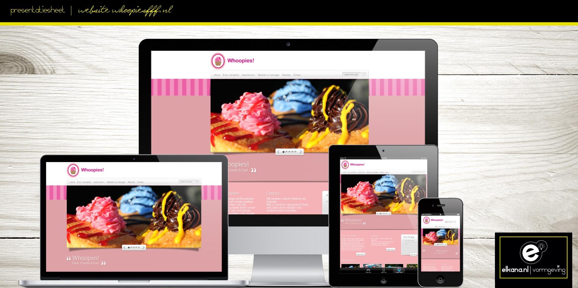 Website Whoopies!