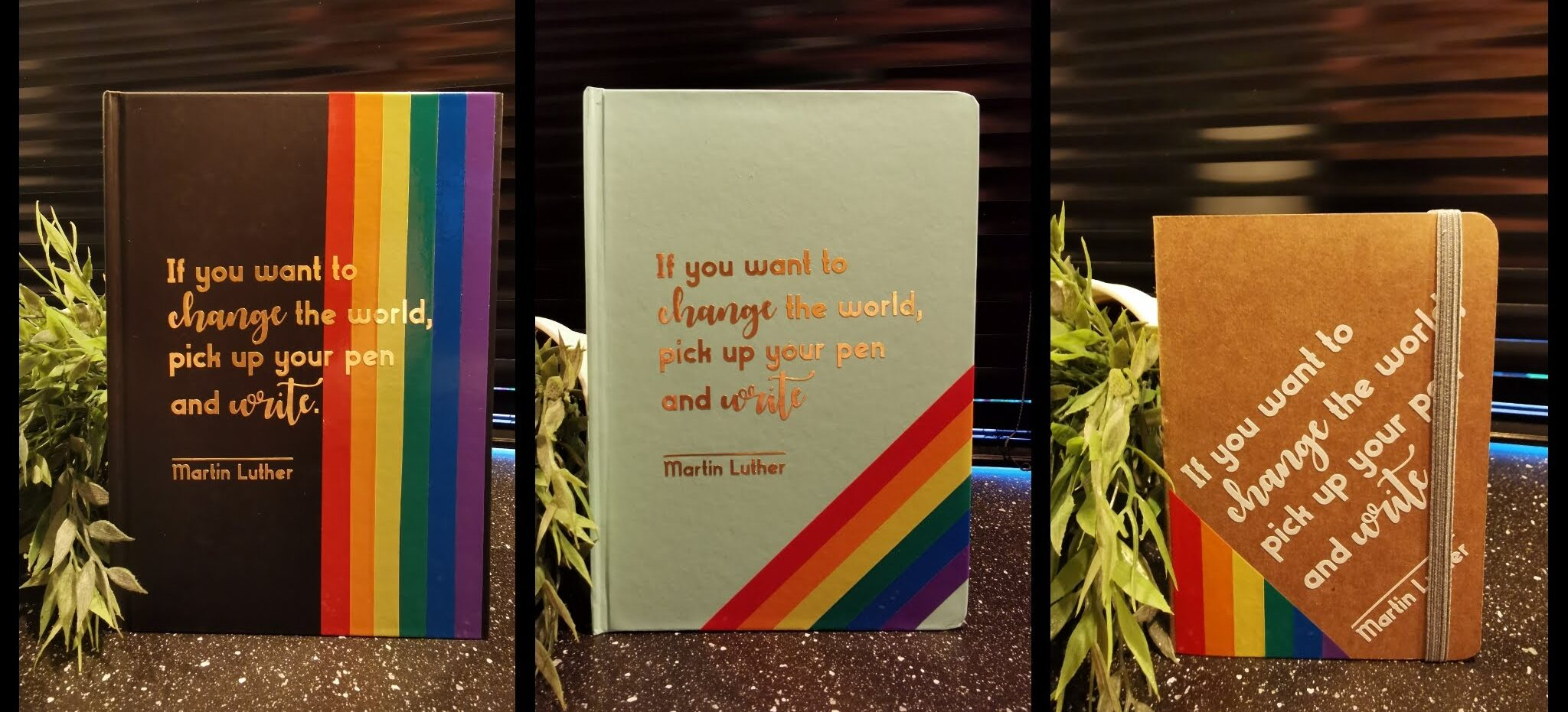 Notebooks #pride